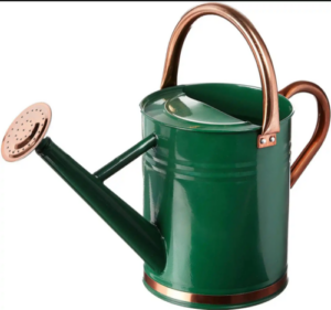 a typical watering can